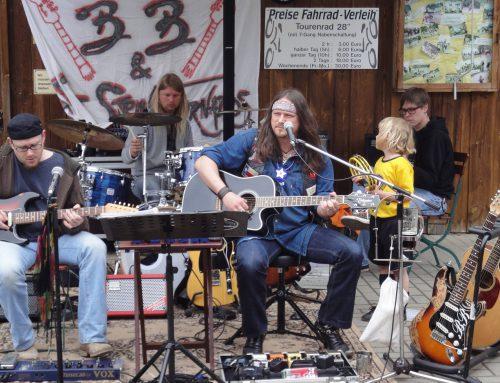 Pfingsten mit Live-Musik 09./10.06.